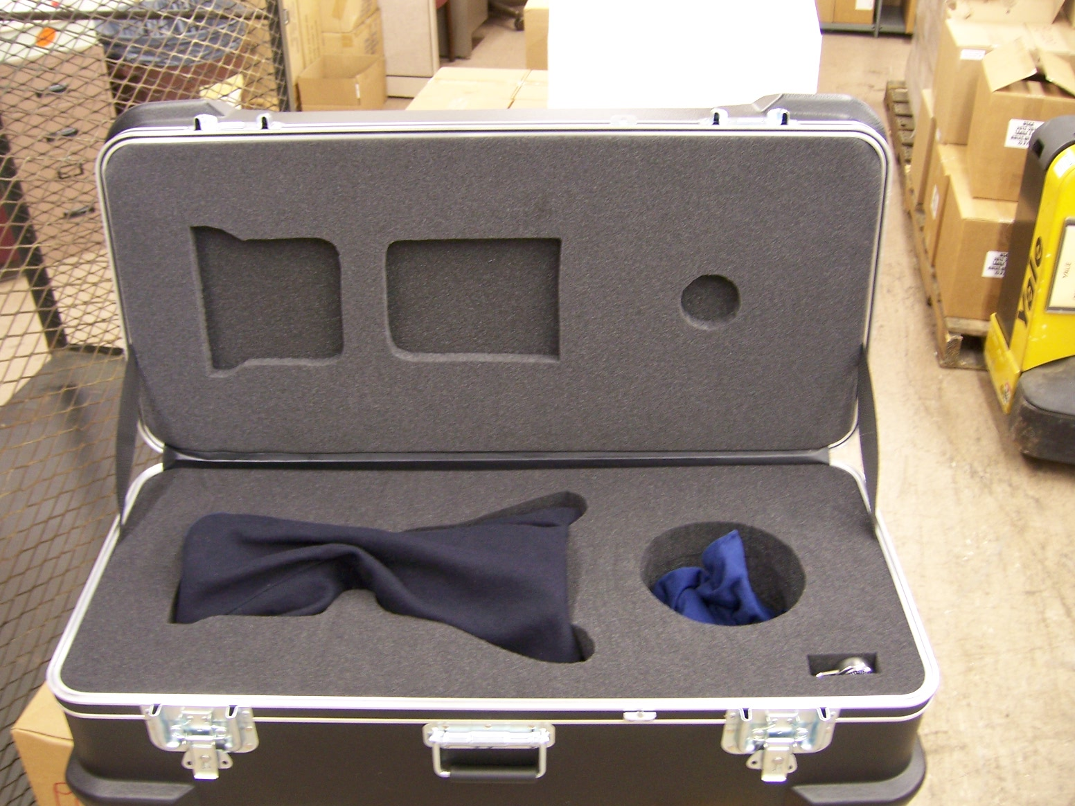 custom foam interiors for carrying case